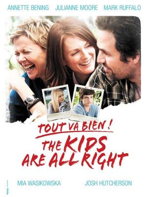Affiche Tout va bien, The Kids Are All Right