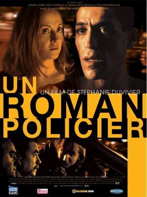 affiche Un roman policier