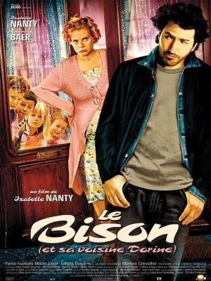 Affiche Le Bison (et sa voisine Dorine)