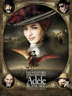 Affiche Adèle Blanc-Sec