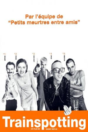 affiche Trainspotting