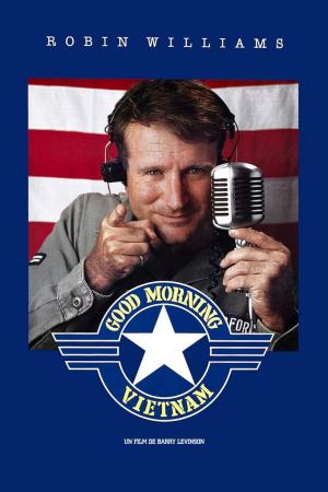 Affiche Good morning Vietnam