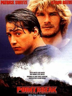 Affiche Point break extrême limite