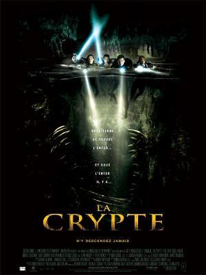 Affiche La Crypte