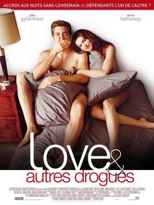 Affiche Love, et autres drogues