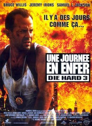 affiche Die Hard 3 : Une journée en enfer