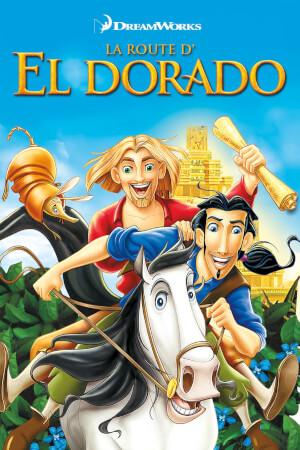 Affiche La route d'El Dorado