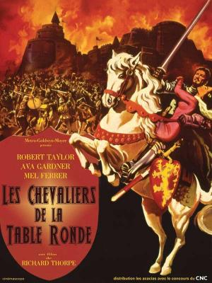 Affiche Les Chevaliers de la table ronde