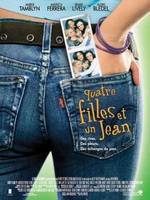 Affiche 4 filles et un jean