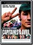 Affiche Capitaines d'avril