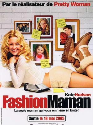 Affiche Fashion Maman