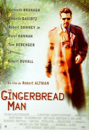 Affiche The Gingerbread Man
