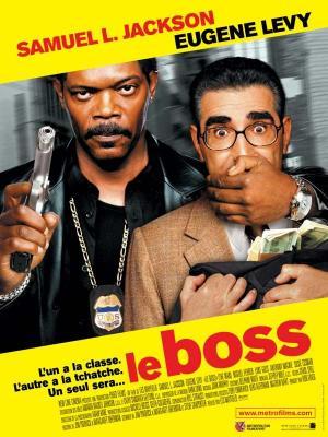 affiche Le Boss