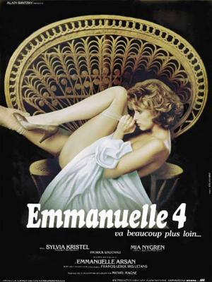 Affiche Emmanuelle 4