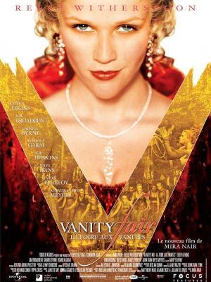affiche Vanity fair, la foire aux vanités