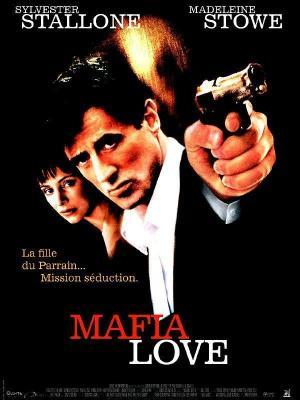 Affiche Mafia Love