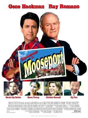 Affiche Bienvenue à Mooseport