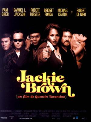Affiche Jackie Brown