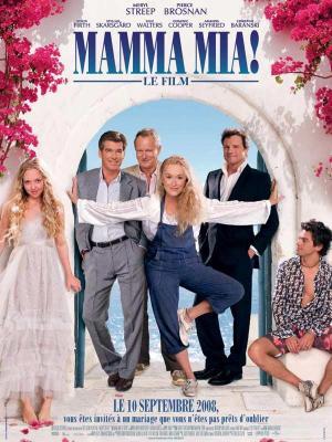 affiche Mamma Mia !