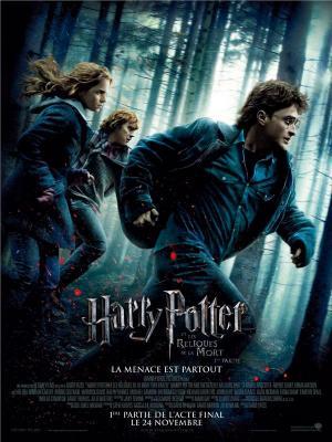 Affiche Harry Potter et les reliques de la mort : 1ère partie