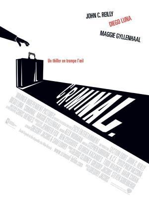 Affiche Criminal.