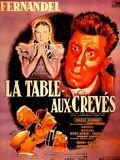 Affiche La Table aux crevés
