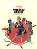 Affiche Modesty Blaise