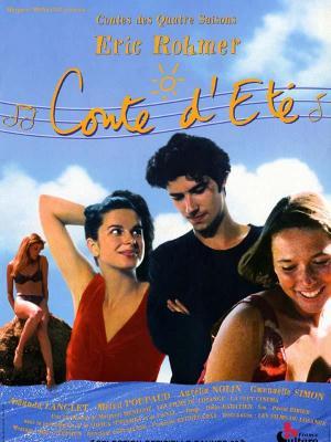affiche Conte d'été