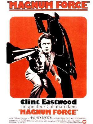 affiche Magnum Force