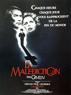 Affiche La Malédiction