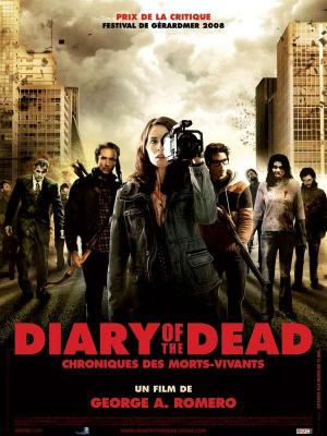 Affiche Diary of the Dead - Chronique des morts vivants