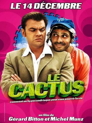 Affiche Le Cactus