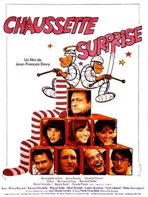 Affiche Chaussette surprise