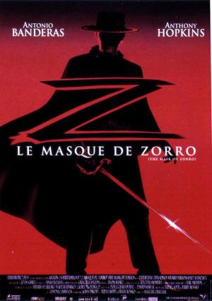 Affiche Le Masque de Zorro