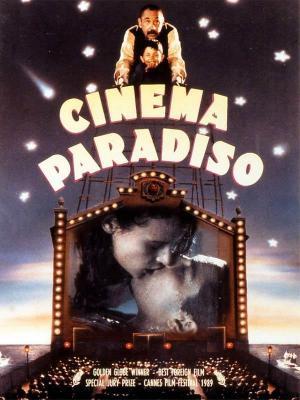 Affiche Cinema Paradiso