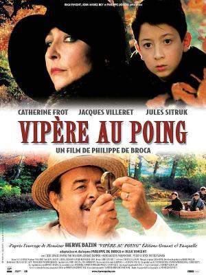 Affiche Vipère Au Poing