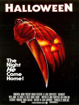 Affiche Halloween, La Nuit des masques