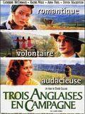Affiche Trois Anglaises en campagne