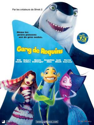 Affiche Gang de requins