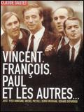 Affiche Vincent, François, Paul et les autres