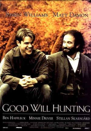 Affiche Will Hunting