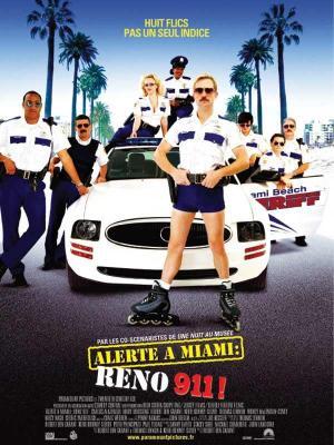 Affiche Alerte à Miami / Reno 911 !