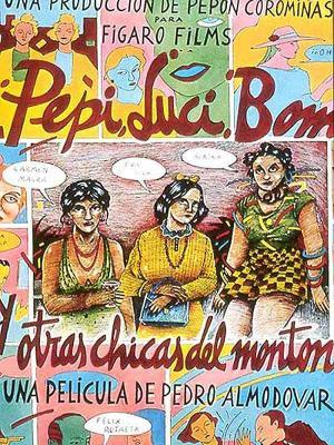 Affiche Pepi, Luci, Bom et autres filles du quartier
