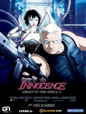 Affiche Innocence - Ghost in the Shell 2