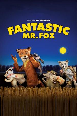 Affiche Fantastic Mr. Fox