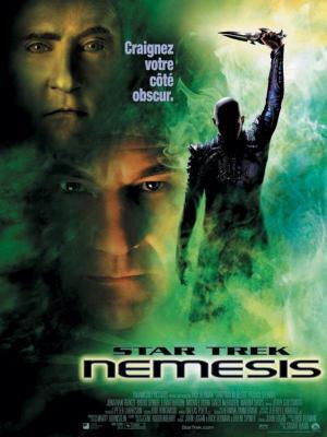 affiche Star Trek Nemesis