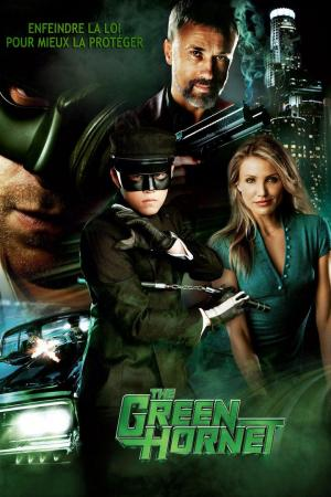 Affiche The Green Hornet