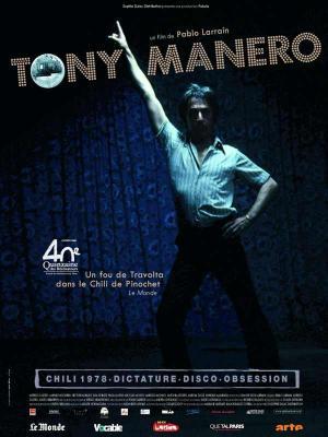 Affiche Tony Manero