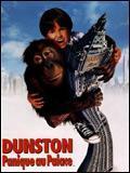 Affiche Dunston, panique au palace