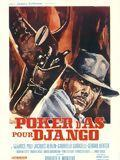 Affiche Poker d'as pour Django